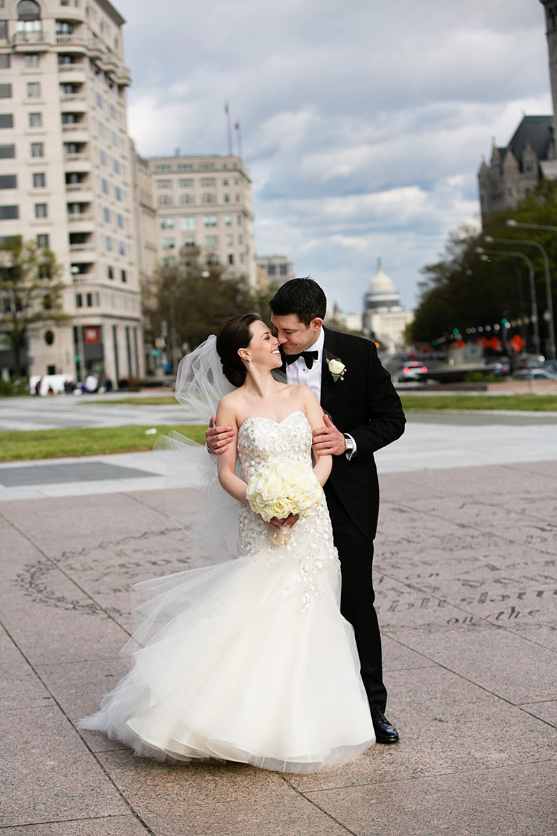 Elyse & Alex - The Willard, DC