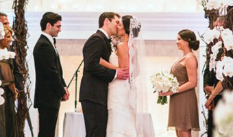Creations Featured in Martha Stewart Weddings!!